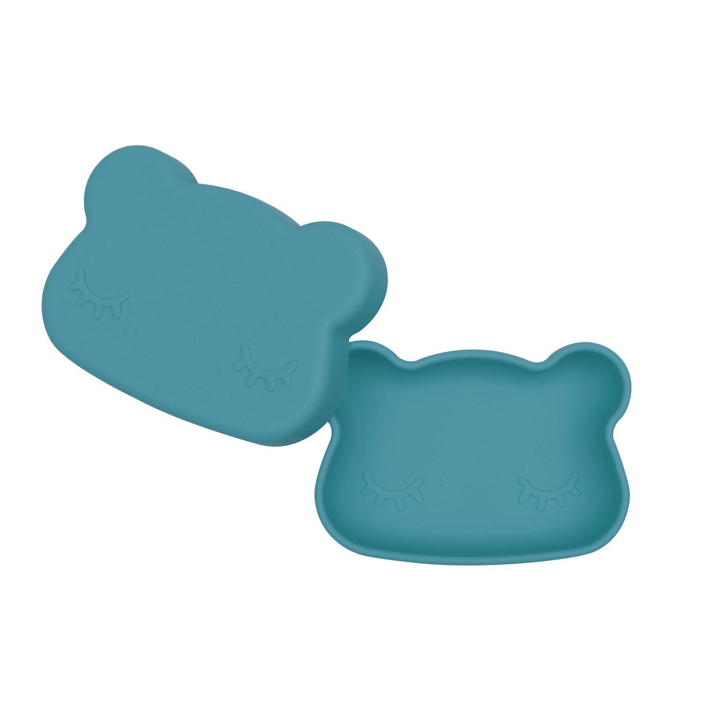 We might be tiny Boîte à goûter Ours Blue Dusk