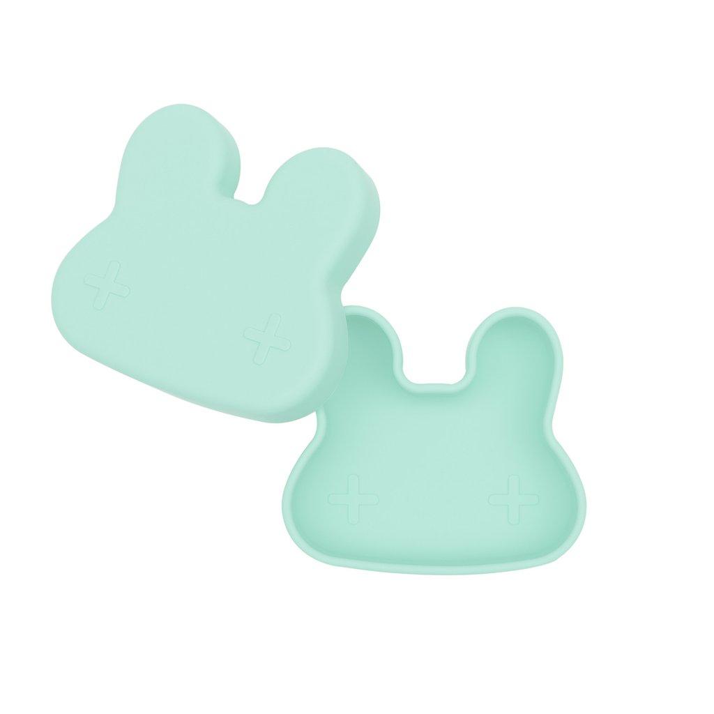 We might be tiny Boîte à goûter Lapin Minty Green